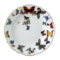 Christian Lacroix Butterfly Parade Soup Plate