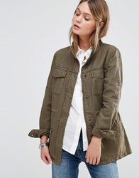 Only Parka Jacket Green