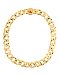 Kenneth Cole Goldtone Chain Link Necklace