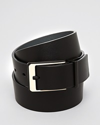 The Men's Store At Bloomingdale's Reversible Day And Night Belt Black