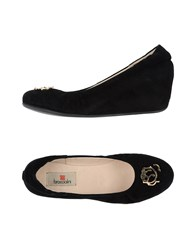 Braccialini Footwear Courts Women Black