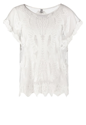Culture Keighley Blouse Spring Gardenia Off White