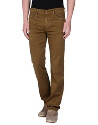 7 For All Mankind Casual Pants Military Green