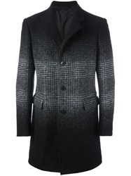 Dondup 'Dacian' Coat Black