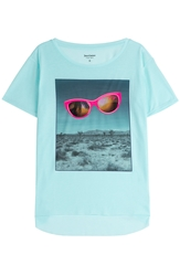 Juicy Couture Surreal Desert Hi Low T Shirt