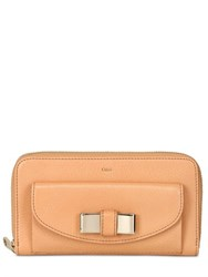 Chloe Lily Long Zip Around Wallet