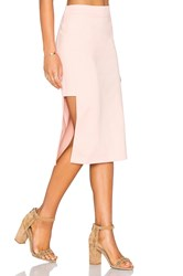 Minkpink Moon Child Skirt Blush