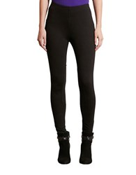 Lauren Ralph Lauren Stretch Ponte Leggings Black