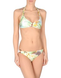 Twin Set Simona Barbieri Bikinis Light Green