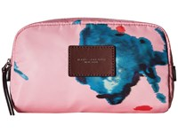 Marc Jacobs Byot Brocade Floral Cosmetics Large Cosmetic Pink Multi