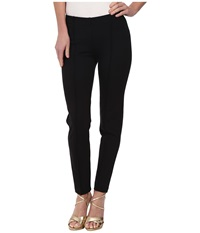 Lilly Pulitzer Travel Pant Stretch Ponte Black Women's Casual Pants