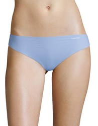 Calvin Klein Invisibles Thong Panty Star Ferry