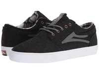 Lakai Griffin Phantom Textile Men's Skate Shoes Black