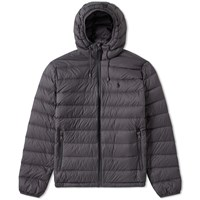 Polo Ralph Lauren Lightweight Down Jacket Grey