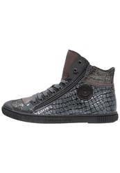 Pataugas Bono Hightop Trainers Gris Grey