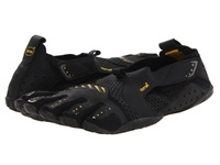 Vibram Fivefingers Signa Black Yellow Men's Shoes Gray