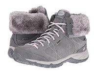 Hi Tec Equilibrio Bellini Snug I Waterproof Cool Grey Violet Ice Women's Shoes Gray