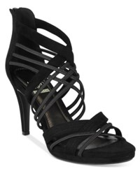 Impo Suki Dress Sandals Women's Shoes Black