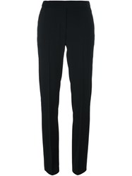Maison Martin Margiela Mm6 Cigarette Fit Trousers Black