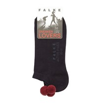 Falke Trainer Socks With Pom Pom Female