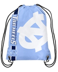 Forever Collectibles North Carolina Tar Heels Big Logo Drawstring Bag