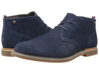Timberland Earthkeepers Brook Park Chukka Navy Suede Men's Lace Up Boots Blue