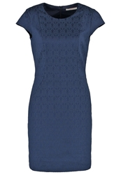 Esprit Shift Dress Cinder Blue