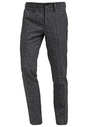 J. Lindeberg J.Lindeberg Grant Suit Trousers Almost Black