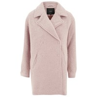Y.A.S Women's Lino Wool Boyfriend Coat Amberlight Pink