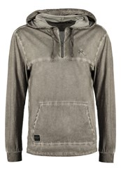 Rocawear Long Sleeved Top Grey Olive