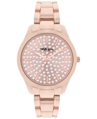 Styleandco. Style And Co. Women's Rose Gold Tone Bracelet Watch 40Mm Sy23rgpk Only At Macy's