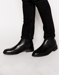 Selected Homme Chelsea Boots Black
