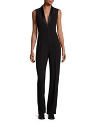 Rag And Bone Abel Tuxedo Jumpsuit Black