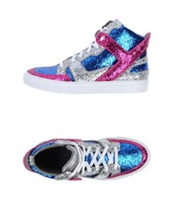 Giacomorelli High Tops And Trainers Fuchsia