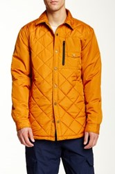 Quiksilver Mileage Jacket Blue