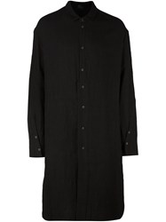 Lost And Found Ria Dunn Oversized Shirt Black