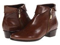 Spring Step Stockholm Brown Women's Zip Boots