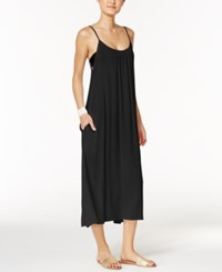 Raviya Maxi Cover Up Women's Swimsuit Black