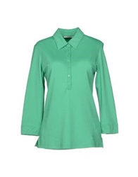 Brax Polo Shirts Green