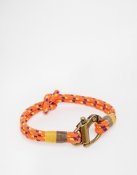 Polo Ralph Lauren Rope Bracelet Red