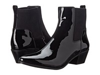 Nine West Travers Black Black Synthetic Women's Pull On Boots