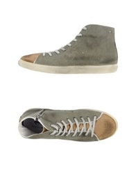 Beverly Hills Polo Club High Tops And Trainers Military Green