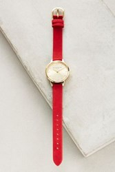 Anthropologie Dorothea Watch Gold