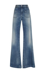 Seafarer Circe High Rise Jeans Light Wash