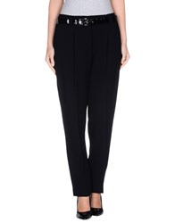 Gai Mattiolo Trousers Casual Trousers Women Black