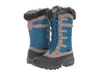Kamik Snowvalley Teal Women's Cold Weather Boots Blue