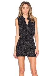 Bb Dakota Bryce Romper Black