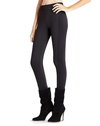 Bcbgeneration Contrast Side Panel Leggings Black