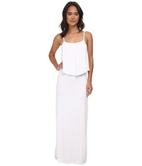 Culture Phit Monicah Maxi Dress White Women's Dress
