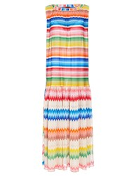 Missoni Mare Striped Knit Dress